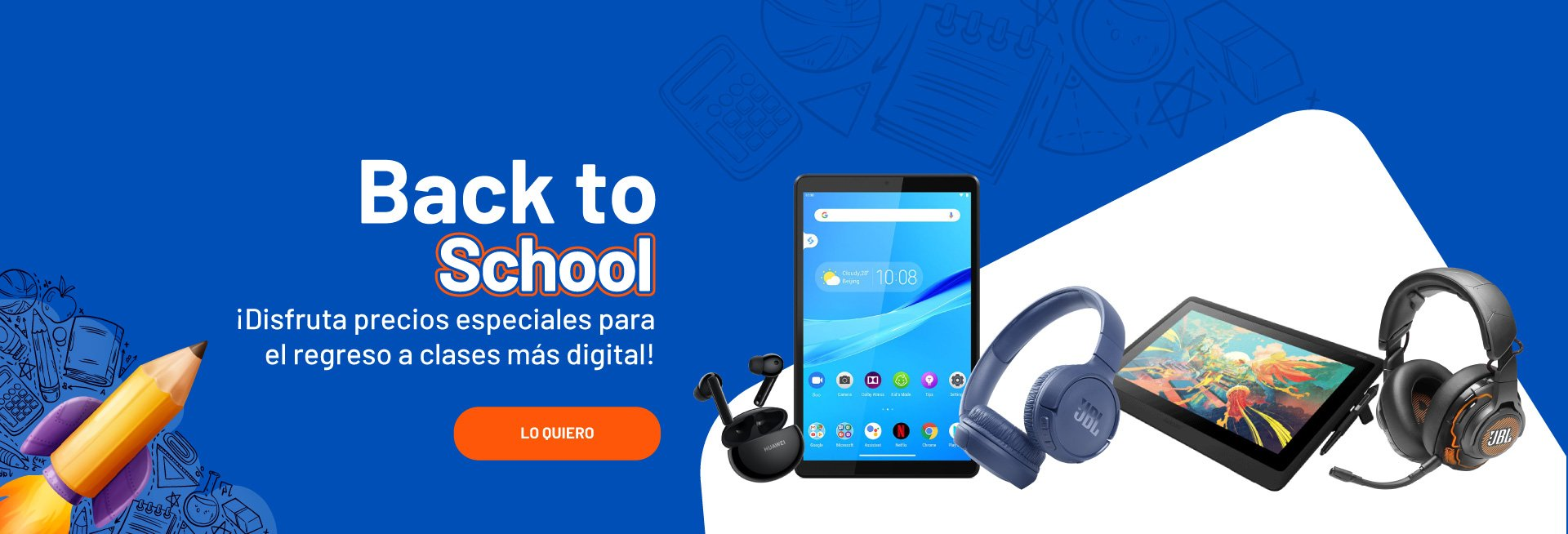 Back to School; regreso a clases